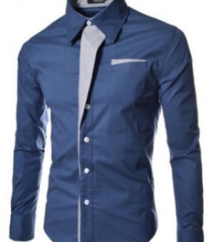 Мужская сорочка (простая)