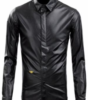 Рубашка (замша, нубук, крег, наппа, кожа)