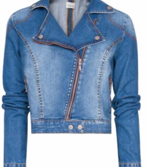 Джинсовая куртка (простая)