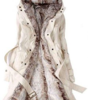 Куртка на подкладке из натурального меха 2 категории