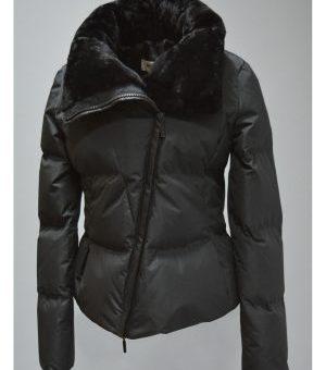 Куртка на подкладке из натурального меха 1 категории