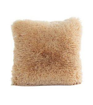 Меховая подушка более 50 см