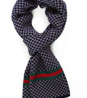 Короткий шарф (простая)