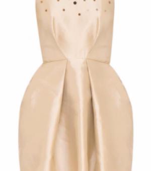 Химчистка платья с декоративной отделкой