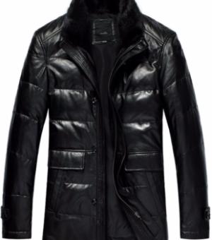 Куртка пуховик (замша, нубук, крег, наппа, кожа)